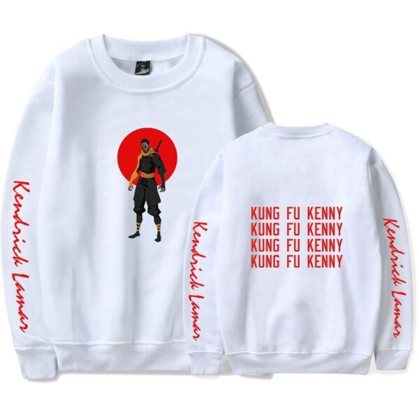 kendrick lamar sweatshirt