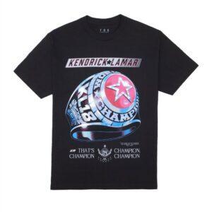 Kendrick Lamar Champion T-Shirt #42