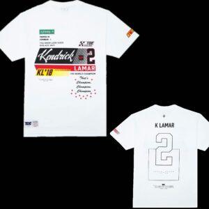 Kendrick Lamar Champion T-Shirt #40